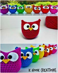 Crochet Owl – Free Amigurumi Pattern Crochet Amigurumi - 225 Free Crochet Amigurumi Patterns - DIY & Crafts
