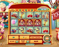 Our Billion Slots Fair on Behance