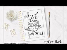 AGENDA 2021 PARA IMPRIMIR GRATIS DIY - YouTube