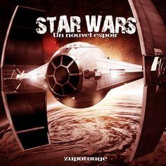 zuporouge Star Wars, Stars, Starwars, Star Wars Art