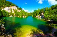 The Adrspach National Park