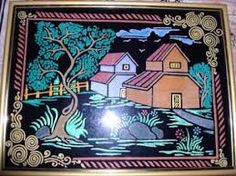 a house Emboss Painting, Types Of Painting, House, Home, Emboss, Homes, Houses