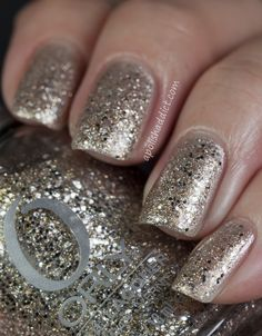 Orly Halo My favorite glitter hands down!