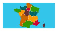 Regions of France Quiz World Geography Games, Map Games, Online Games, Europe
