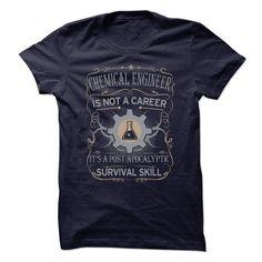 Chemical Engineer Is Not A Career T Shirt, Hoodie, Sweatshirt