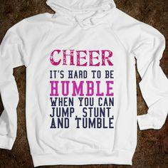 Cheer Hoodie - glamfoxx.com - Skreened T-shirts, Organic Shirts ...