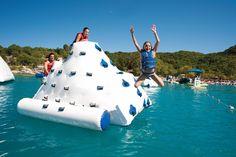 Labadee Aqua Park
