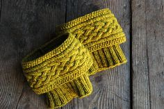 Ravelry: Ascutney Mountain Boot Toppers pattern by Kate Salomon