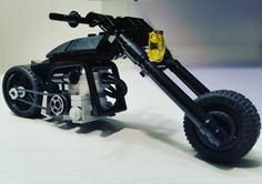 Lego chopperbuild by Timberdale Creations