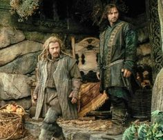 2 hot Dwarves.