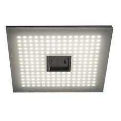 Eurofase kano 35 wide aluminum 8 light led ceiling light light grid ceiling light mozeypictures Gallery