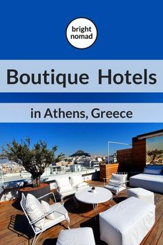 Boutique Hotels in Athens: Where To Stay in Style in the Greek Capital Europe Destinations, Travel Tips For Europe, Amazing Destinations, Travelling Europe, Backpacking Europe, Travel Abroad, Traveling, European Travel, European Trips