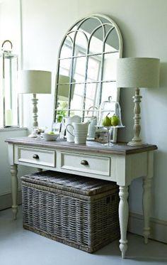 Barker & Stonehouse Arch Mirror