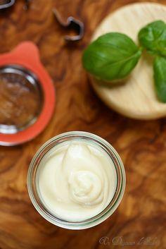 Mayonnaise maison prête en une minute : deux recettes