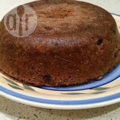 Microwave clootie dumpling @ allrecipes.co.uk