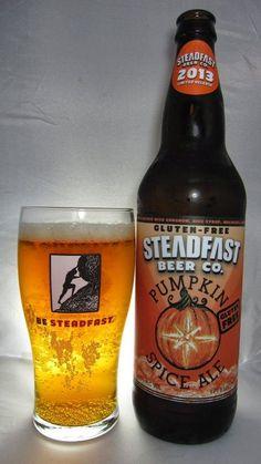 Steadfast Pumpkin Spice Ale - Steadfast Beer Company - Cerveja é no Brejas