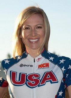 Dotsie Bausch Silver Medalist from Irvine