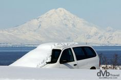Abandoned in the village of Ninilchik off the Sterling Highway, Kenai Peninsula, Alaska, USA. | dMb Travel - Travel with davidMbyrne.com