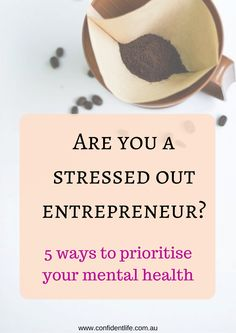 It can be rough working for yourself, with unusual working hours, high pressure, risk of failure looming, irregular money coming in, and limited social interaction. Make sure you follow these tips to keep your mental heath in tip-top shape! Click through to find out more.