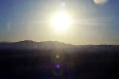 Las mañanas en Atacama