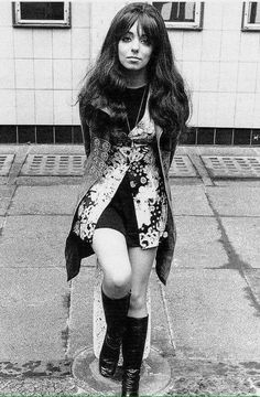 Rock N Roll Music, Rock And Roll, Mariska Veres, Beatles, Classic Rock Artists, Shocking Blue, Women In Music, Sixties Fashion, Blue Band
