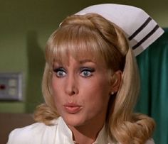 Haven't I Seen Me, Jeannie in Nurse Outfit