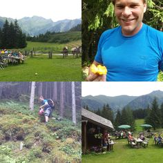 Appartements Stockinger: hiking, looking for mushrooms and taking a break at a mountain hut Take A Break, Sound Of Music, Mushrooms, Golf Courses, Hiking, Adventure, Mountains, Holiday, Travel