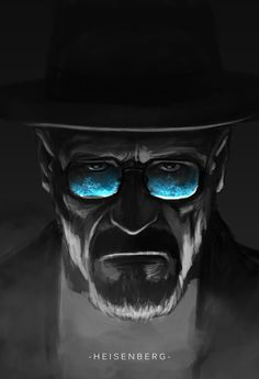 breakingbad14 Twenty five Pieces of Amazing Breaking Bad Fan Art: #16