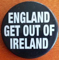 """radicalarchive:  Irish Northern Aid, Detroit, [1990's].  """