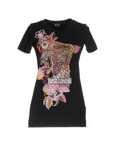 T-Shirt Just Cavalli Donna - Acquista online su YOOX - 12055047LP