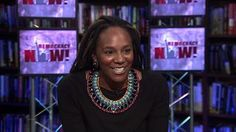 Interview with Bree Newsome, Who Climbed Flagpole & Took Down SC Confederate Flag