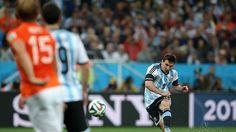 Lionel Messi - Semifinal (Argentina 0 (4) - Holanda 0 (2))