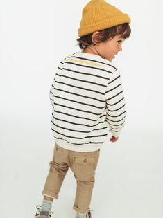 ZARA - KIDS - NATURAL PANTS Baby Outfits, Boys Summer Outfits, Little Boy Outfits, Toddler Outfits, Summer Clothes, Fashion Kids, Baby Boy Fashion, Toddler Fashion, Fashion Clothes