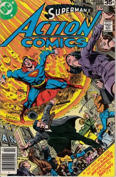 Action Comics  February 1978 Issue  DC Comics  by ViewObscura