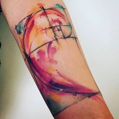 modèles de tatouages architecture et motif géométrique