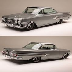"466 Likes, 4 Comments - Muscle Cars Fan (@musclecars_fan) on Instagram: ""1960 Chevrolet Impala Facts ⬇️⬇️⬇️⬇️⬇️⬇️⬇️ suspension: airbags were used instead of hydraulics.…"""