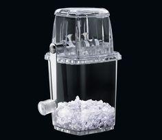 Cilio Ice-Crusher Basic Acryl, 11,5 x 11,5 x 23 cm