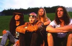 Alice in Chains, the best 90's grunge band ever!!