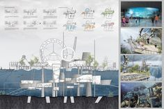 Winning entries for d3 Natural Systems 2015  Special Mention - Ecological Intervention: 'Yesterday Once More' by Tang Xuan, Zhang XiangLin, Che Wen, Yuan Kang, Zhang Zehua | CHINA