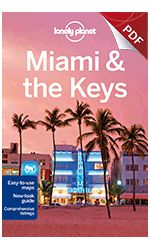 """eBook Travel Guides and PDF Chapters from Lonely Planet: Miami & the Keys - """"Miami"""" (PDF Chapter) Lonely Pl..."""
