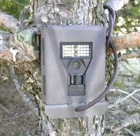 """Heavy Duty Security Boxes to Fit Bushnell Trophy Cam 2011, 2010, and 2009 Models by CAMLOCKbox. $36.49. Python cable compatible. Powder Coated With A Camo Break-up Paint. Protects Trail Camera from elements. """"HEAVY DUTY"""" 10 Gauge Steel. Theft Deterrent. Fits Bushnell Trophy Cam 2011, 2010, and 2009 Models, 119456C, 119446C, 119436C, 119455C, 119445C, 119435C, 119425C,119415C, 119405C, and XLT. (Will Not Fit Black Flash Cameras) - Manufactured With """"HEAVY DUTY"""" 10 Gauge..."""