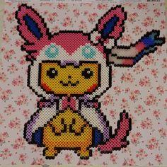 The new Perler 2019 colors have arrived! Pikachu Hama Beads, Diy Perler Beads, Perler Bead Art, Pixel Beads, Fuse Beads, Pixel Pokemon, Pokemon Cross Stitch, Pixel Art Grid, Art Perle