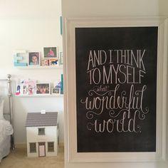 Readers Chalkboards... by Dear Lillie