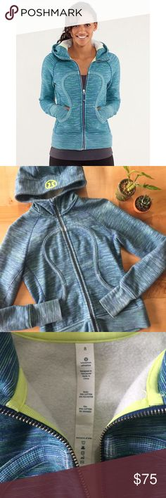 NWOT Lululemon Scuba Hoodie This Scuba is brand new! Size 8. No flaws like stains or holes. No trades. Smoke and pet free home. Reasonable offers accepted! lululemon athletica Tops Sweatshirts & Hoodies