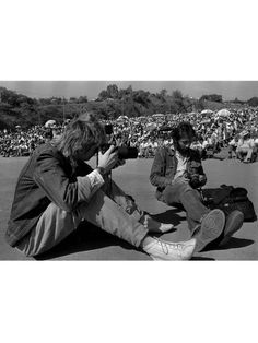 Kevin Carter became horribly depressed after years of watching unimaginable violence through is camera lens.