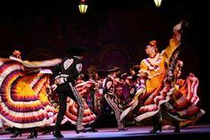 Ballet Folclórico de la U de G. Foto: Verónica Balderas