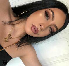 beauty makeup looks Makeup Goals, Makeup Inspo, Makeup Inspiration, Makeup Tips, Beauty Makeup, Hair Beauty, Makeup Geek, Flawless Makeup, Skin Makeup