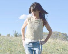 Easy-Knit-Summer-Top-Pattern-Frees.jpg 1,977×1,591 pixels