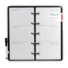 Agenda Dry Erase Board