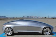 Riding in the Mercedes-Benz F 015 concept car, the self-driving lounge of the future | PCWorld